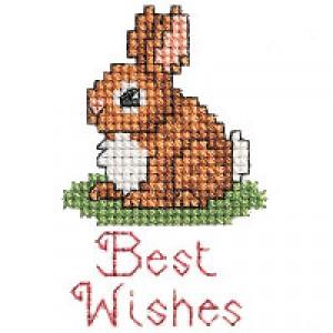 Кролики схемы для вышивки